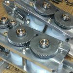 Mechanical Prototype Development using gears