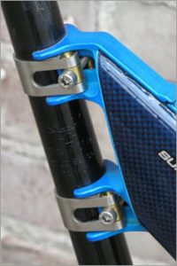 Parts of Composite Mountain Bike