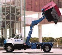 Garbage Hauler Truck