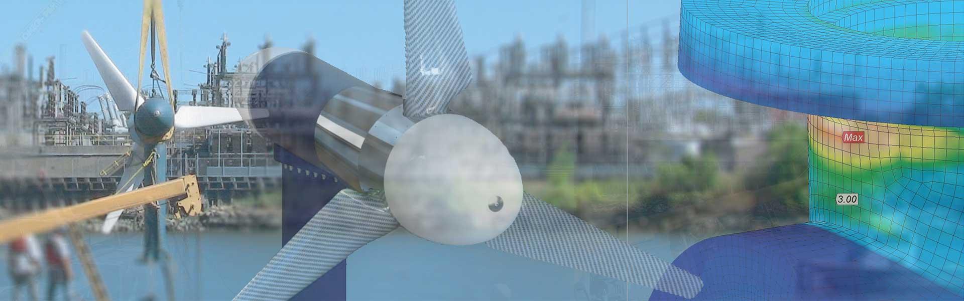 Turbine design services