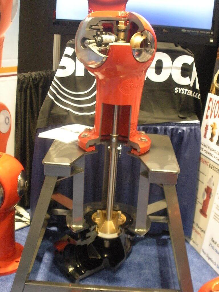 Sigelock Hydrant