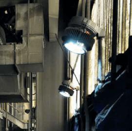 explosive environment light