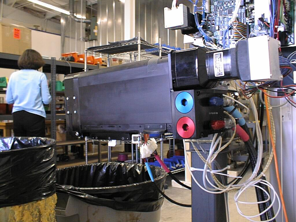 Foam Dispenser Prototype