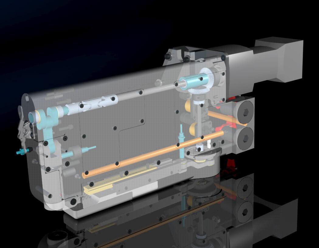 Foam Dispenser CAD Model