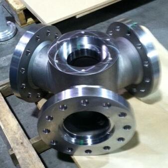 Hydorkinetic rotor hub machined