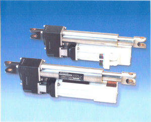 Hig capacity linear actuator