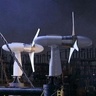 Turbine deployment