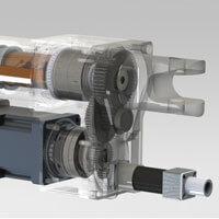 Actuator x-ray