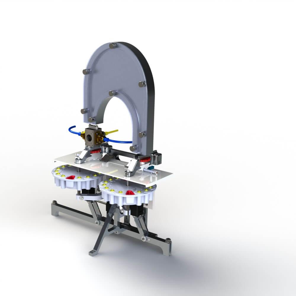 DNA Analysis machine automation