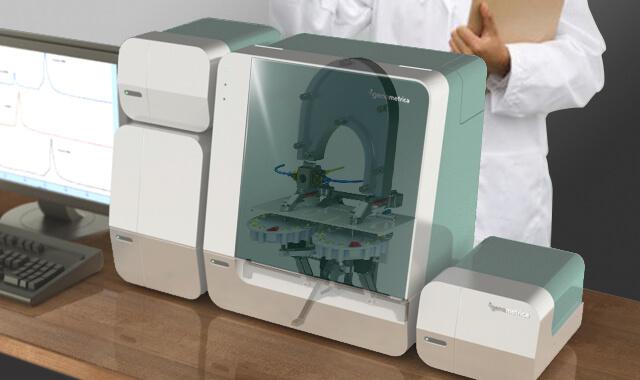 DNA Analysis machine