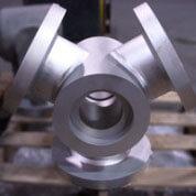Rotor hub raw