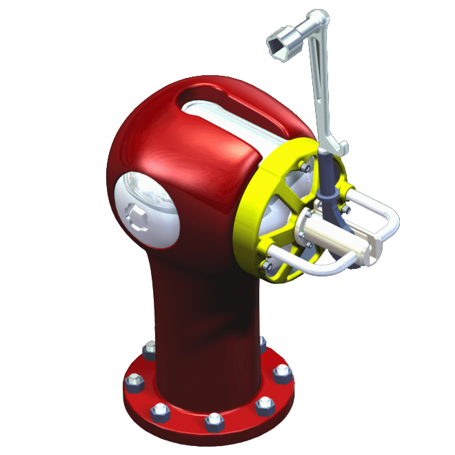 Fire Hydrant CAD model