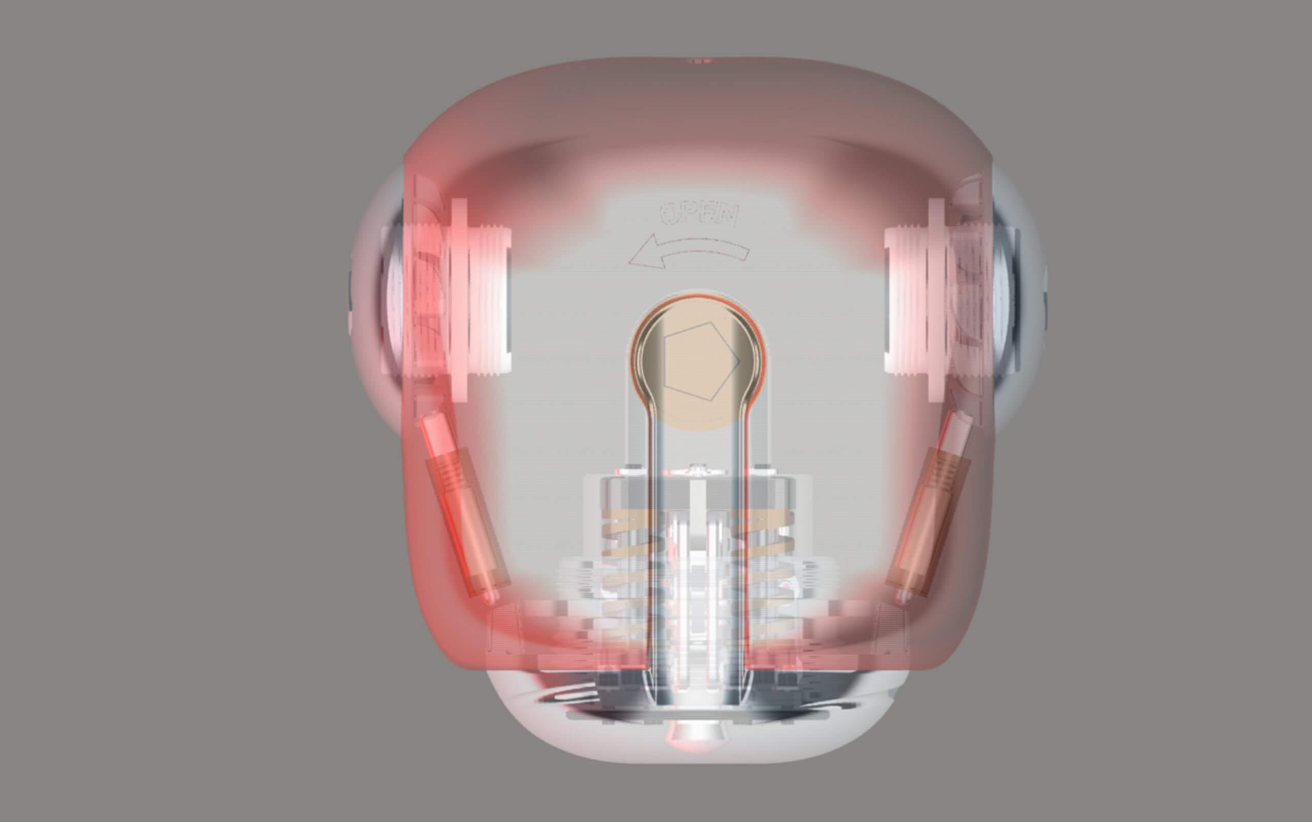 Hydrant x-ray