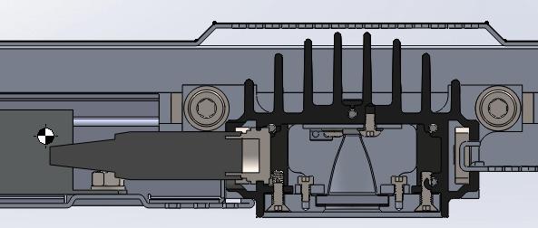 Light Station Fan Drawing